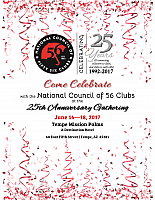 NCC 25th Anniversary Gathering