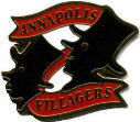 1998 Annapolis Villager's Pin